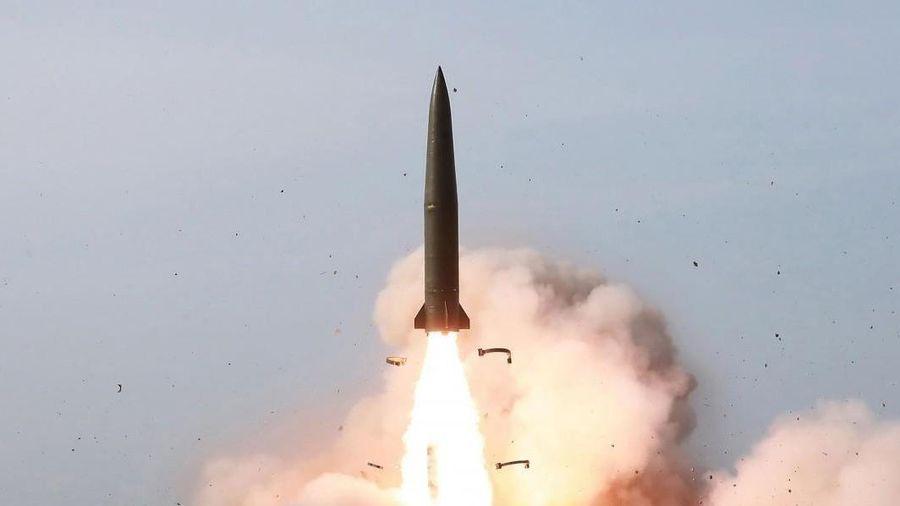 Triều Tiên thử tên lửa lần thứ ba trong chỉ hơn một tuần?