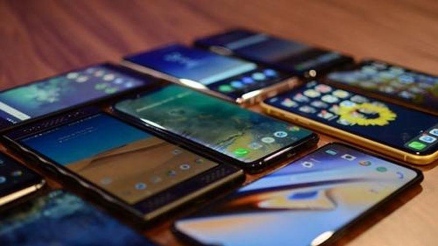 Doanh số smartphone sẽ sụt giảm 2,5% trong năm 2019