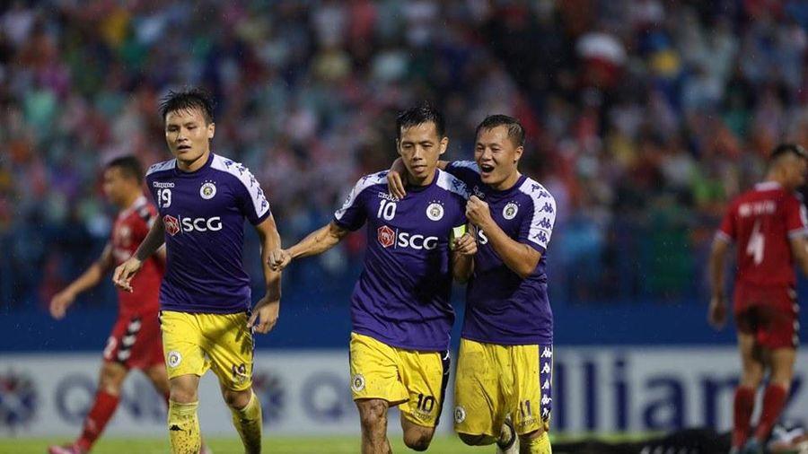 TRỰC TIẾP Hà Nội FC – Bình Dương: Chung kết lượt về AFC Cup 2019