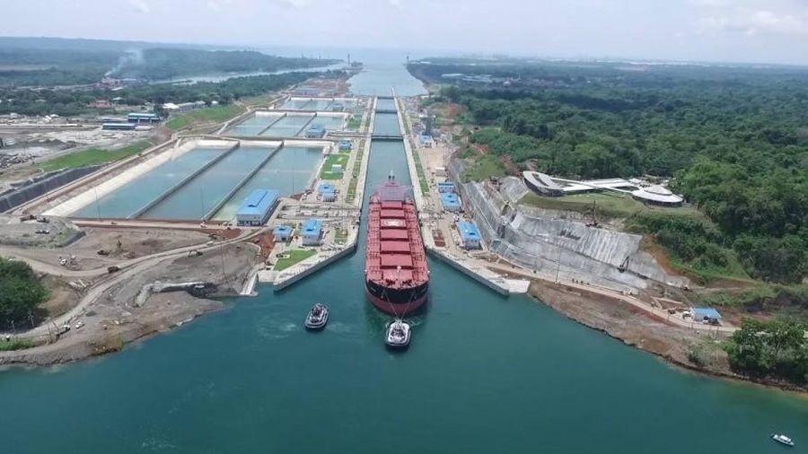 Phó Tổng thống Venezuela: Một tàu chở hàng của Caracas bị tạm giữ tại kênh đào Panama
