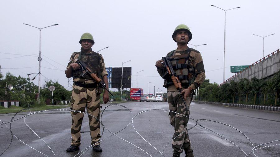 Căng thẳng dâng cao tại khu vực Kashmir
