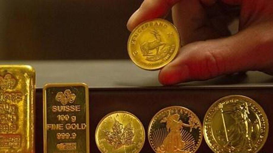 Giá vàng thế giới vượt ngưỡng 1.500 USD một ounce