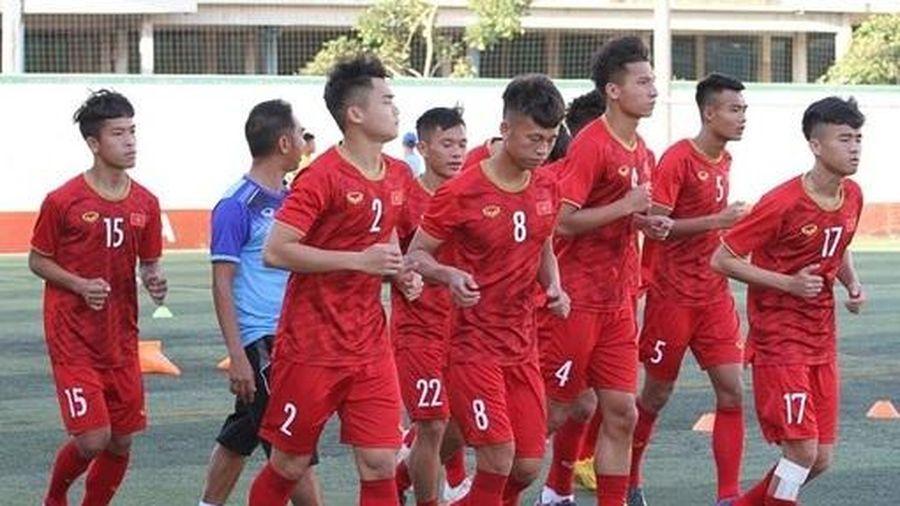 Tiền đạo HAGL gây ấn tượng mạnh với HLV Park Hang Seo