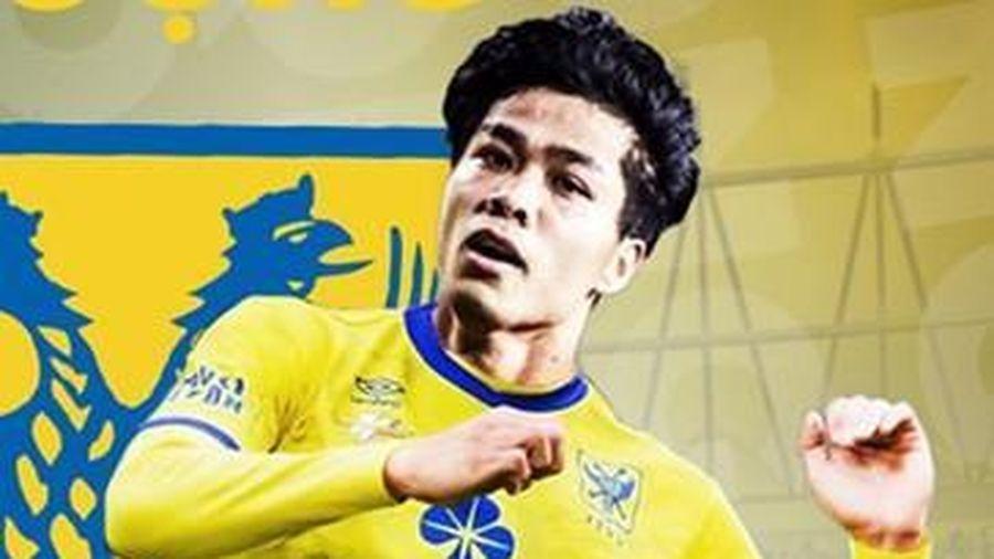 Vì sao Công Phượng không được Sint-Truidense đăng ký thi đấu?