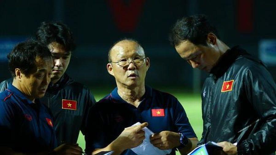 HLV Park Hang-seo công bố danh sách U23 Việt Nam đấu Kitchee