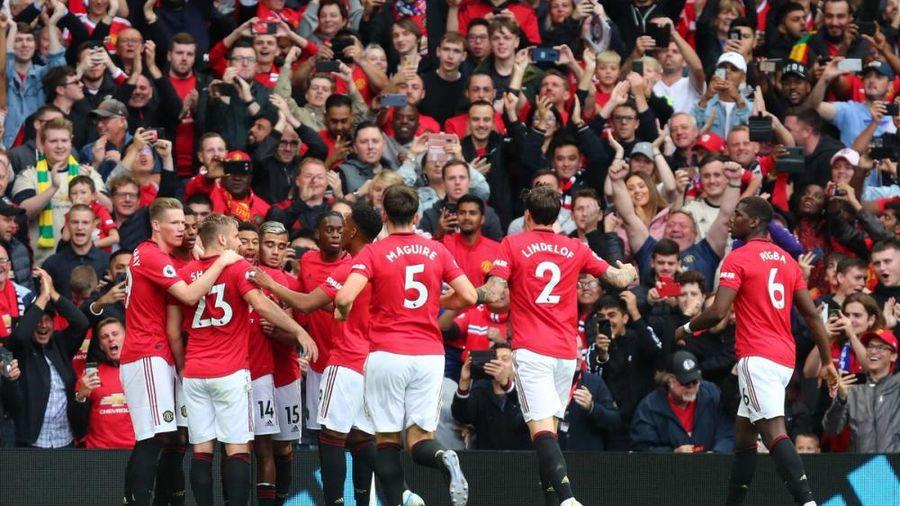 Rashford, Pogba tỏa sáng, Man Utd thắng đậm Chelsea 4-0