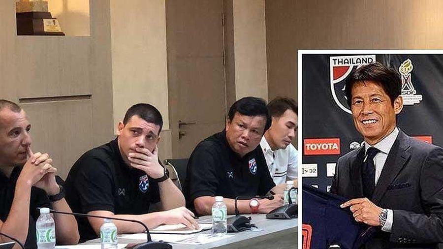 Thái Lan đã chọn xong dàn trợ lý cho trận gặp Việt Nam
