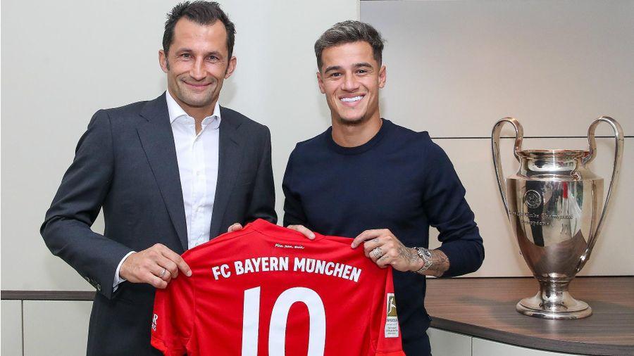 Coutinho thẳng thừng quay lưng với Barca khi đến Bayern