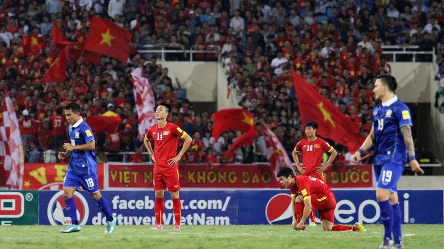 ĐT Việt Nam: Món nợ World Cup và 'dớp' 11 năm chưa thắng Thái Lan
