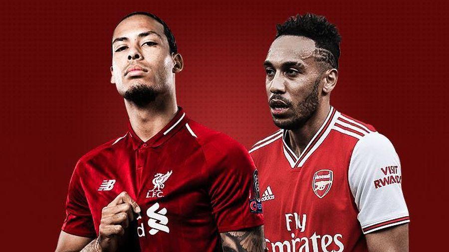 Thống kê: Liverpool 'át vía' Arsenal tại Anfield