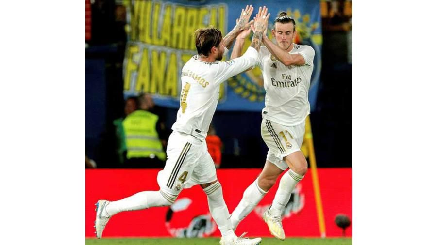 Gareth Bale 'giải cứu' Zinedine Zidane