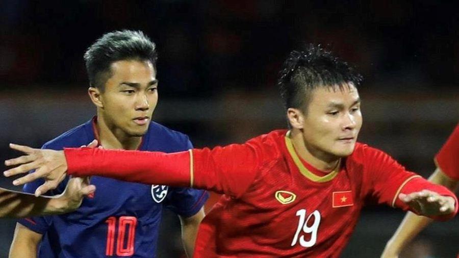 Tranh cãi về vấn đề trọng tài ở trận Thái Lan – Việt Nam