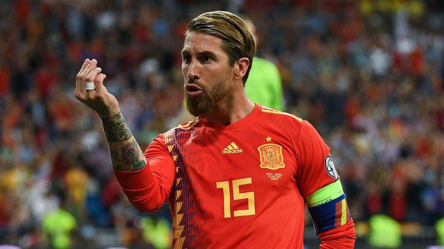 Sergio Ramos đi vào lịch sử bóng đá Tây Ban Nha
