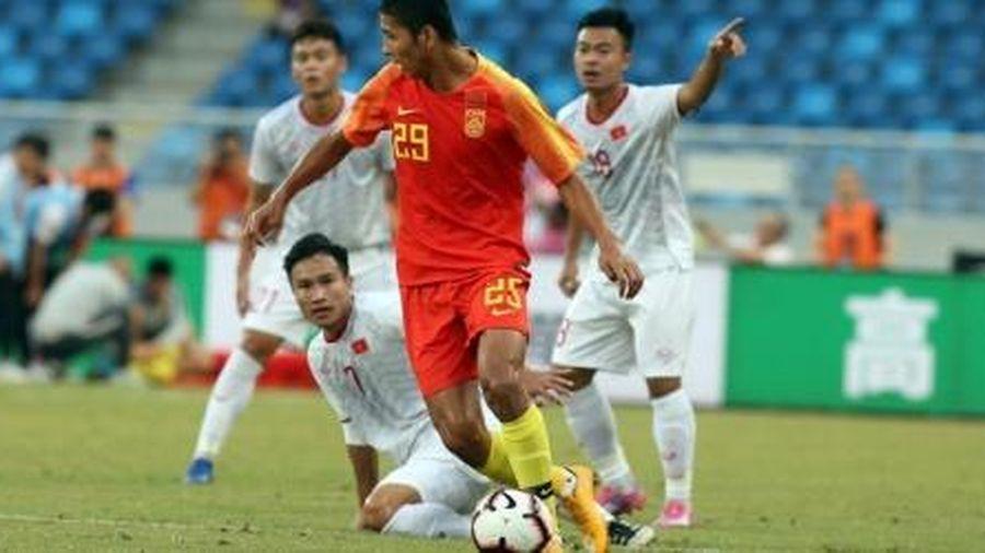 Báo Trung Quốc: Thất bại trước U22 Việt Nam thật đáng xấu hổ