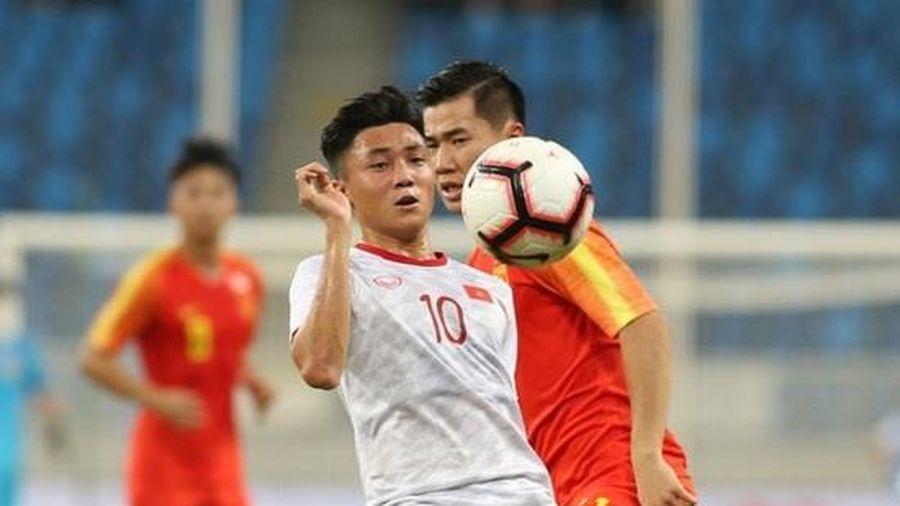 VFF từ chối đá với Trung Quốc vì chênh lệch đẳng cấp?