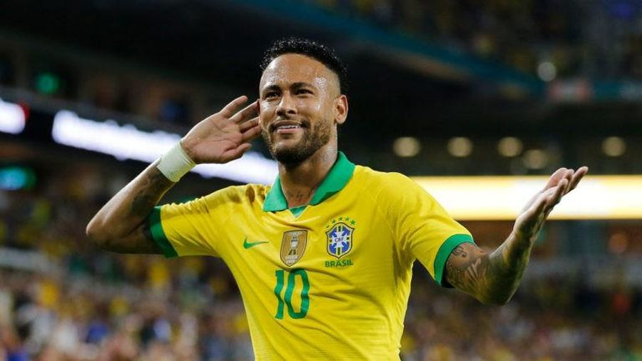 Neymar muốn phá kỷ lục của Ronaldo