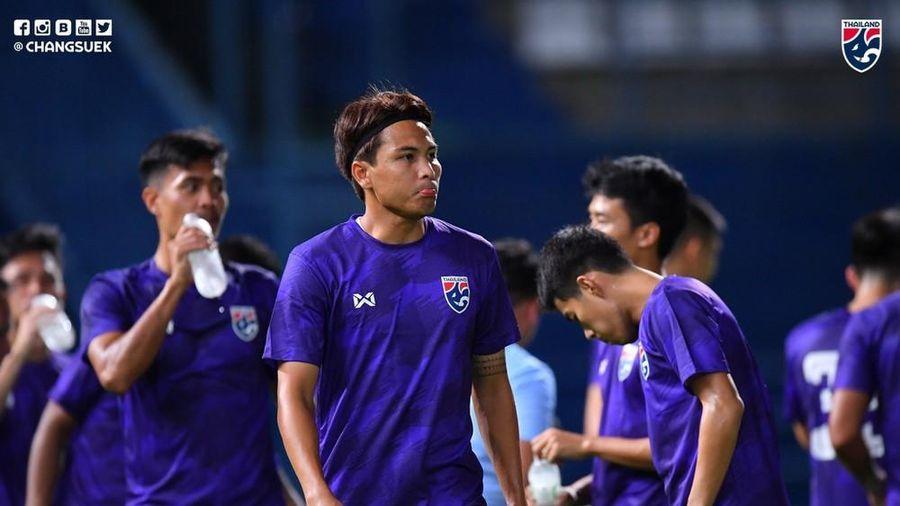 Cầu thủ Thái Lan từng tát Văn Hậu, đá Ngọc Hải không thể tái đấu Việt Nam?