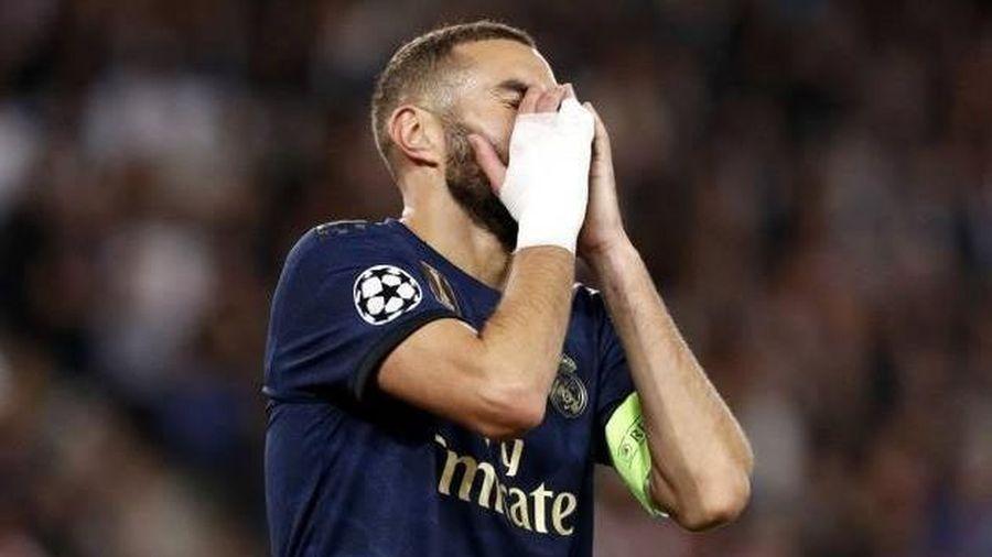 Thua PSG, Real khó vượt qua lời nguyền Champions League