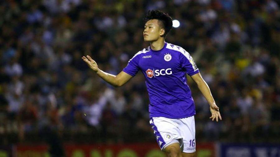 Đánh bại SLNA, Hà Nội FC vô địch V-League 2019 trước 2 vòng đấu