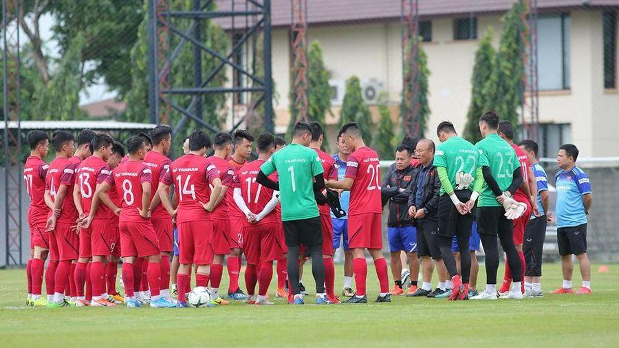 Danh sách sơ bộ ĐT Việt Nam đấu Malaysia: Nhiều gương mặt mới