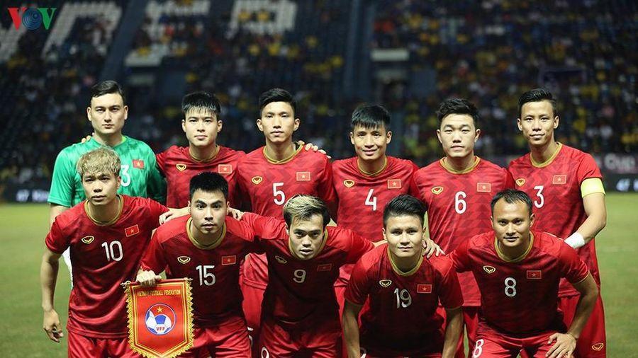 Hôm nay, ĐT Việt Nam hội quân chuẩn bị đọ sức Malaysia