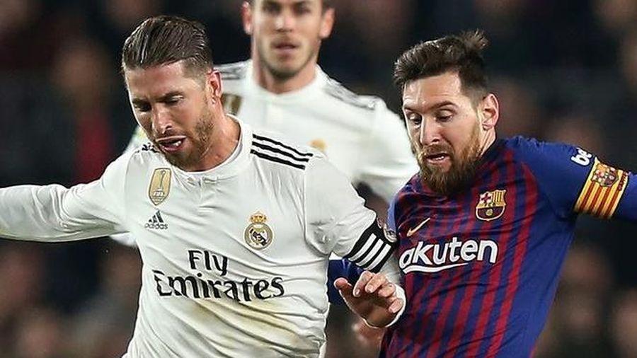 Trận 'Siêu kinh điển' đầu tiên giữa Barca và Real đá vào giờ vàng ở Việt Nam