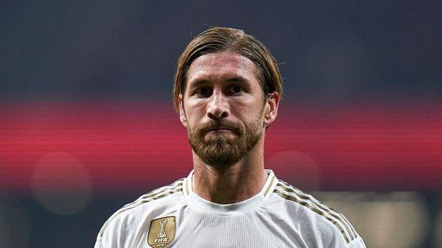 Sergio Ramos có thể phải trả giá đắt vì xúc phạm trọng tài