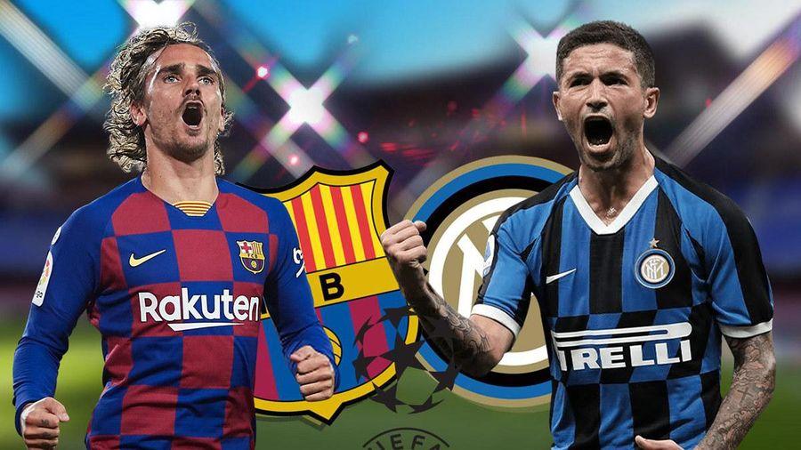 Barca vs Inter: Đêm Nou Camp rực lửa