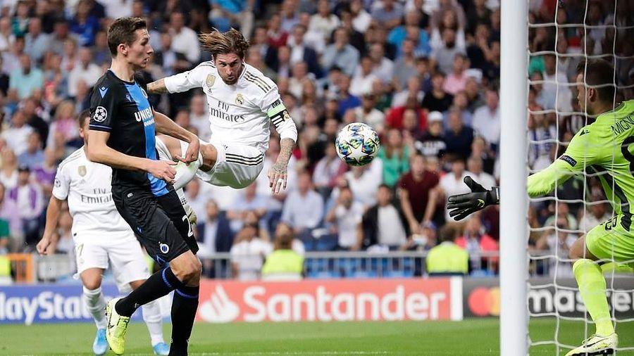 Kết quả Cúp C1: Real Madrid thoát thua, Tottenham thảm bại