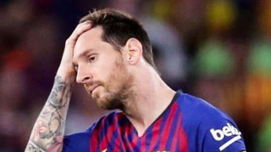 SỐC: Messi tuyên bố đã chán ở Tây Ban Nha