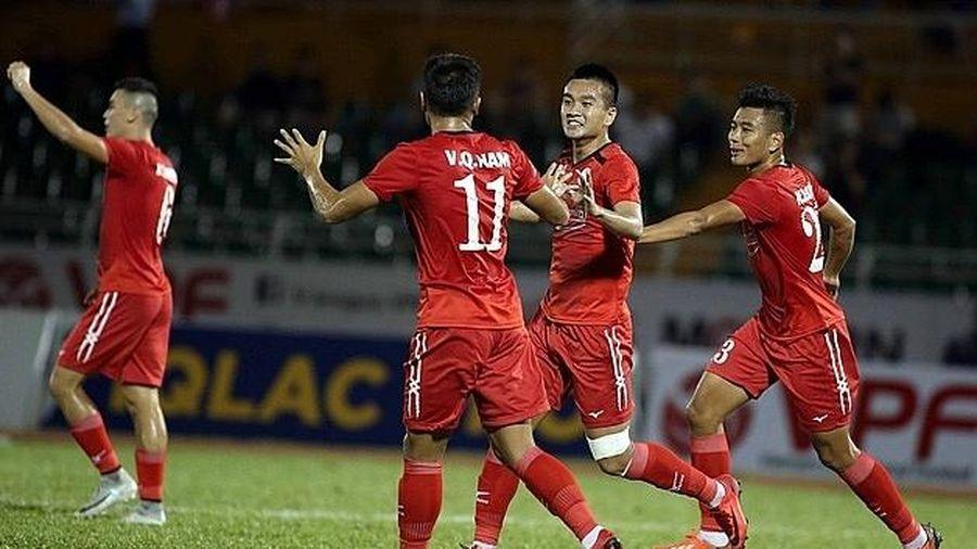 V-League chỉ có 8 CLB đạt chuẩn đá AFC mùa sau