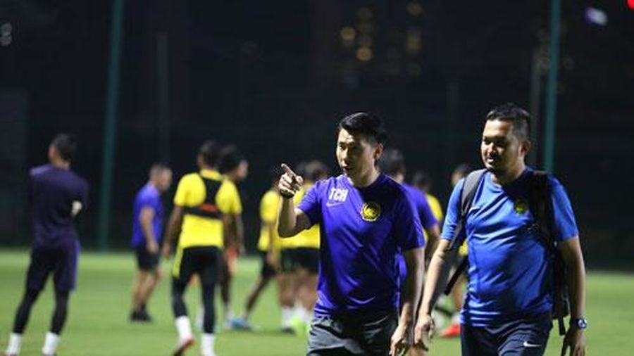 HLV Malaysia tố Việt Nam 'chơi xấu' trước trận đấu
