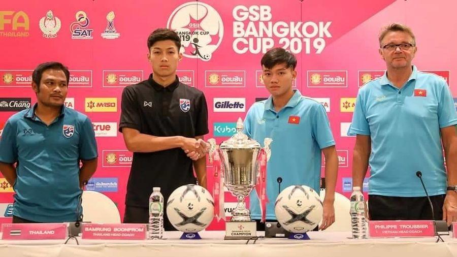 'U19 Việt Nam sẽ hạ U19 Thái Lan để vào chung kết'