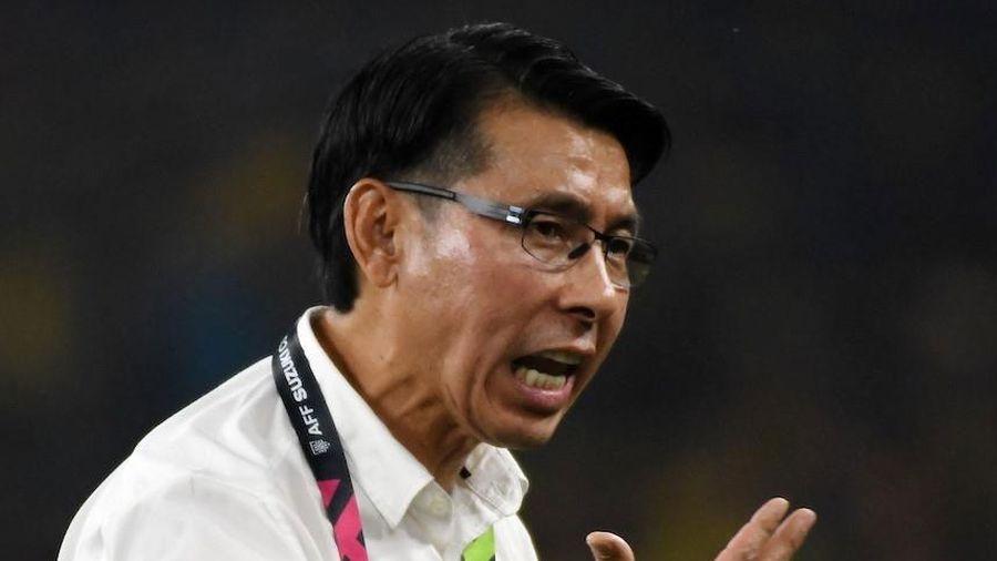 HLV Malaysia: 'Thua Việt Nam là do chưa dùng sức mạnh thật thôi'