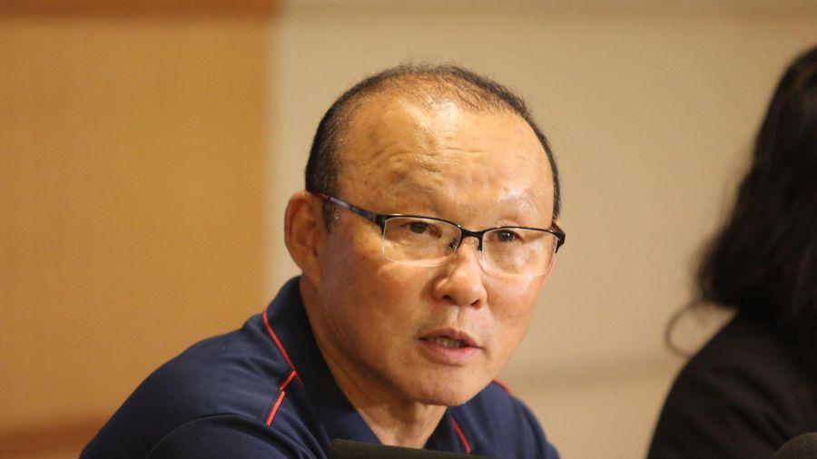 HLV Park Hang-Seo không đăng ký Tuấn Anh đấu Indo