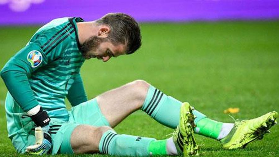 De Gea chấn thương trước đại chiến Man Utd vs Liverpool