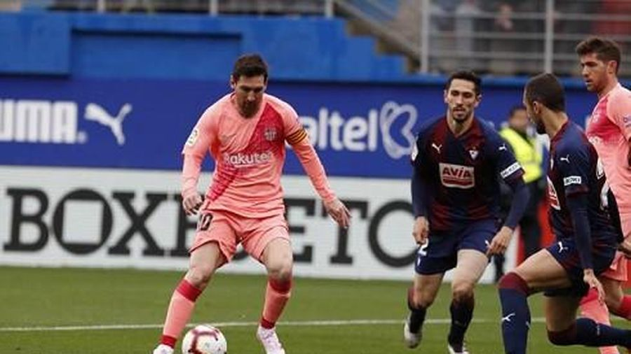Eibar – Barca: Hiểm họa từ sân khách
