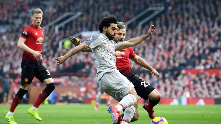 Trực tiếp Man Utd vs Liverpool: Đại chiến một chiều?