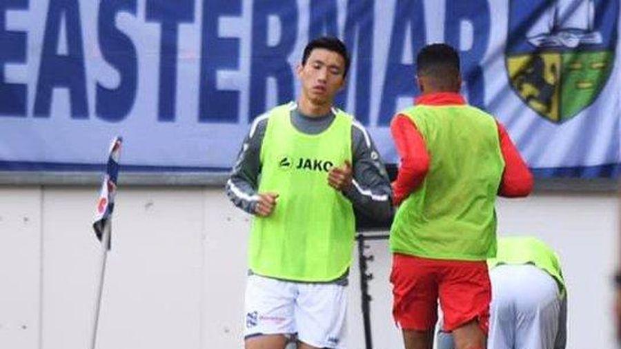 Không tung Văn Hậu vào sân, HLV Heerenveen nói gì?