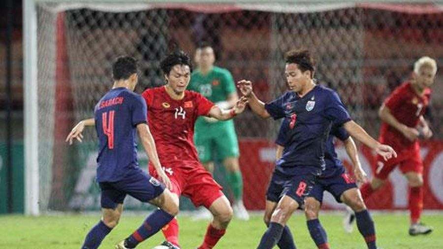 Báo Thái cay đắng vì đội nhà kém xa Việt Nam trên BXH FIFA?