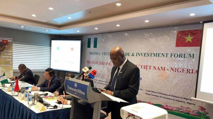 Trade & Investment Vietnam - Nigeria