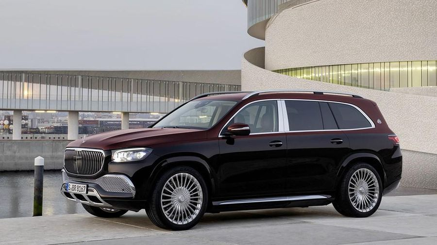 Ra mắt SUV siêu sang Maybach GLS 600: Mercedes muốn bán chủ yếu ở Trung Quốc