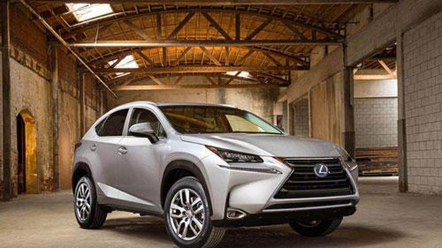 Top 10 xe Lexus rẻ nhất trên thị trường