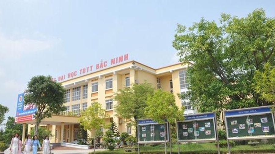 Tổ chức Lễ Kỷ niệm 60 năm thành lập Trường Đại học Thể dục thể thao Bắc Ninh và đón nhận huân chương lao động hạng Nhất (lần thứ hai)