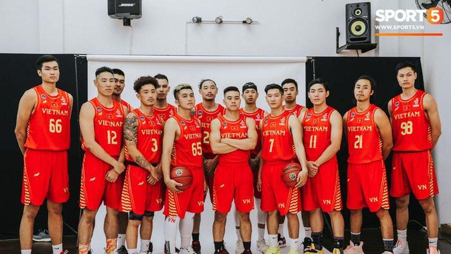 Đội tuyển bóng rổ Việt Nam cùng hai trận giao hữu cuối cùng trước khi chốt danh sách chính thức tại SEA Games 30