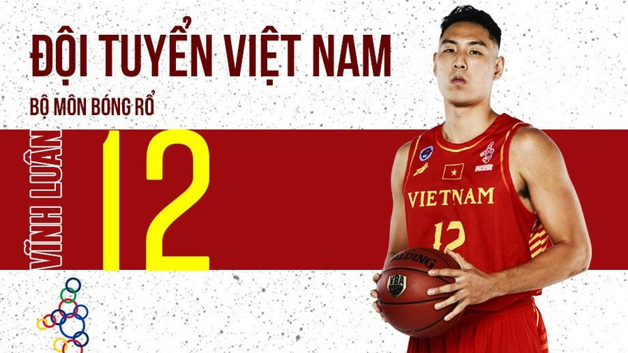 Sao bóng rổ Việt Nam tại SEA Games 30: Justin Young và những điều chưa biết