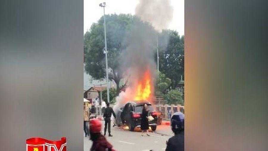 Tạm giữ hình sự nữ lái xe Mercedes gây tai nạn nghiêm trọng