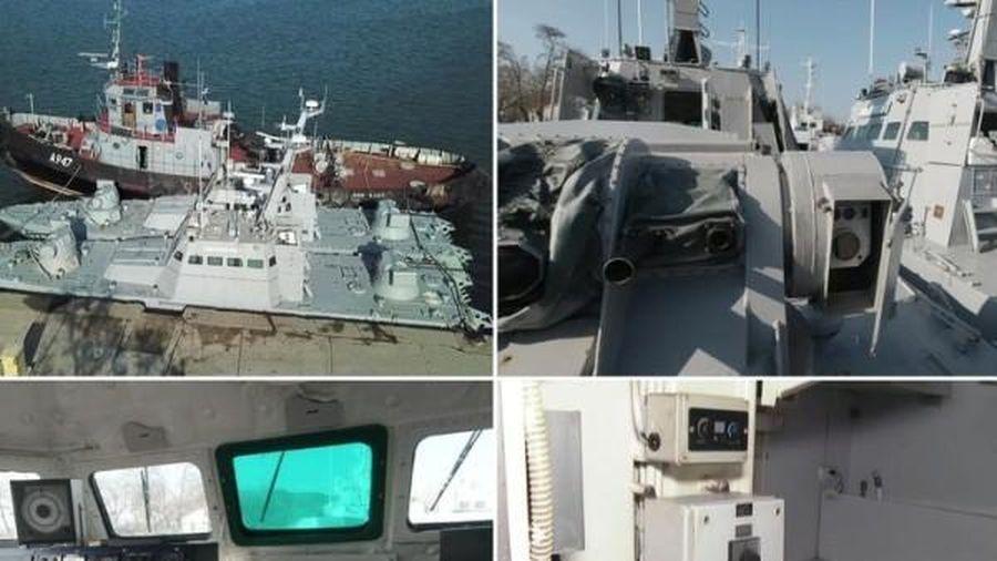 Nga phản ứng khi bị Ukraine tố làm hỏng tàu