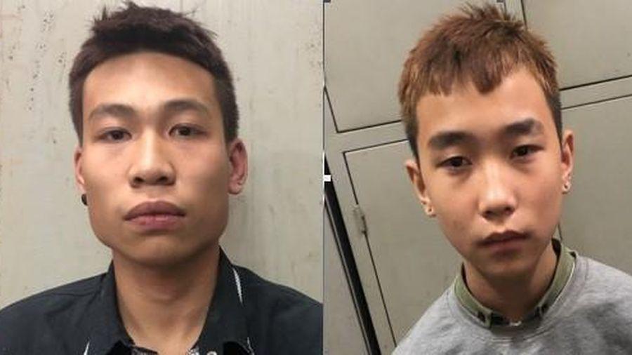 Đứa trẻ 15 tuổi tham gia phi vụ dùng dao, cướp xe máy lúc tảng sáng
