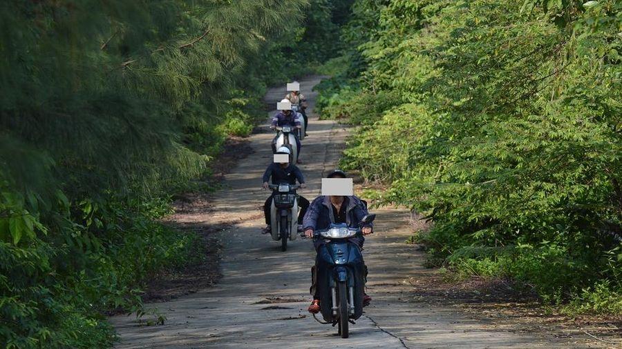 Đà Nẵng: Một du khách nước ngoài muốn từ giã cuộc đời ở Sơn Trà